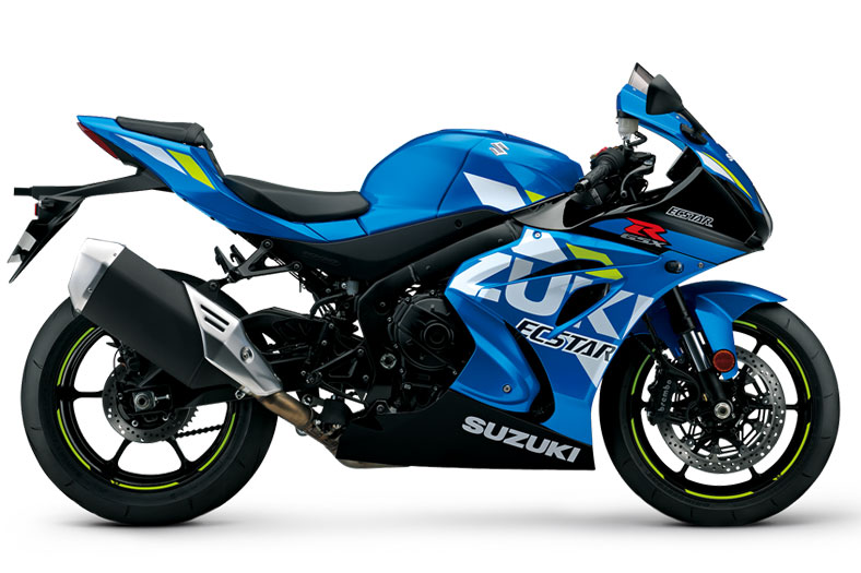 2019 Suzuki GSX-R1000 for sale at Cupar Motorcycles Ltd, Fife, Scotland