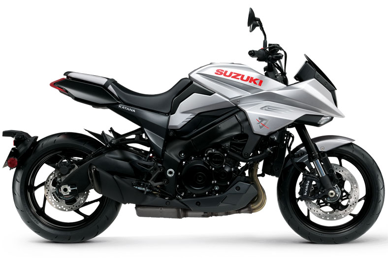 2019 Suzuki KATANA for sale at Cupar Motorcycles Ltd, Fife, Scotland